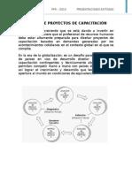 Diseño de Proyectos de Capacitacion