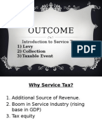 Chapter - 11 Service Tax - Intro