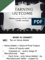 Chapter - 7 CENVAT Credit