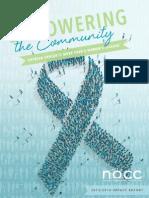 NOCC 2013/2014 Impact Report