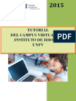 Tutorial Campus Virtual Instituto 2015-1