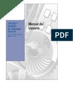 Manual de Usuario, Variador de Velocidad (Serie B), Allen-Bradley
