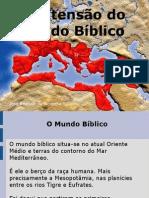 A Extensao Do Mundo Biblico 100706200452 Phpapp01