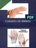 CUIDADO DE MANOS [Autoguardado].pptx