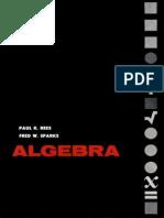 Algebra - Rees Sparks