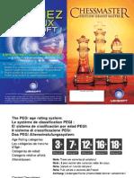 Chessmaster® Grandmaster Edition Manual