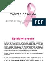 Cancer Mama