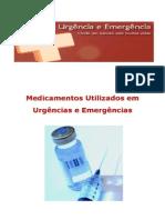 Medicações  URGÊNCIA - EMERGENCIA