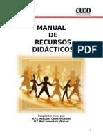 Manual de Recursos Didácticos