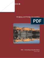 PwC Hedging and Hedge Accounting 2003