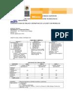 Protocolo Arranque Biologia 2015