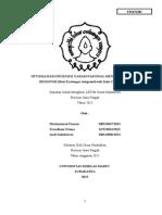 Frandhoni Utomo_UNS_Optimalisasi Produksi Garam Fix
