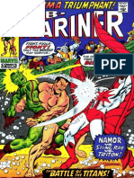 Prince Namor, The Sub Mariner 31 Vol 1