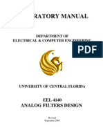 EEL 4140 Lab Manual