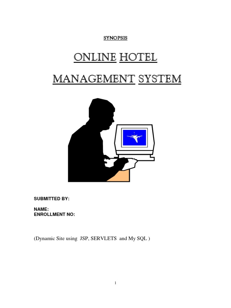 Synopsis of hotel management system point of sale databases pooptronica