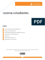 Tutorial Estudiantes EVA 2.8