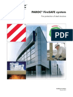 Paroc Fire SAFE System INT