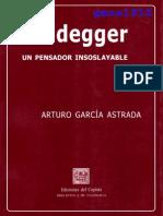 GARCÍA ASTRADA, A. - Heidegger (Un Pensador Insoslayable) [Por Ganz1912]