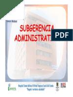 Rendicion de Cuentas 2014 Administrativa