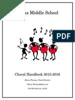 lms chorus handbook  2015-2016
