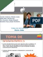 Toma de Decisiones Steve Jobs