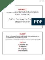 Diagramas GRAFCET