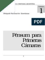 33. EL PÉNSUM PARA PRIMERA CÁMARA.doc