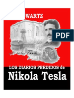 Los Diarios Perdidos de Nikola Tesla