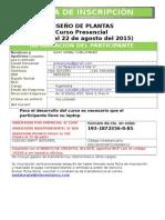 Ficha Inscripcion Diseno Plantas 2015