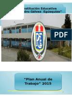 Plan Anual 2015 Con Metas