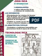 Tecnologia Inca