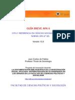 Guía formato APA