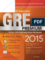 Pracrice Test for GRE