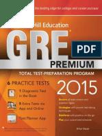 Pracrice Test for GRE