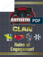 Battletech CCG Rules Clan Version