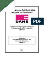 Assurance Quality Methodology