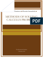Methods of Solving Calculus Problems