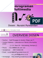 Slide 1 Perkenalan Multimedia