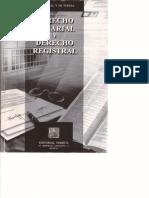 Derecho Notarial y Derecho Registral - Luis Carral y de Teresa