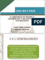 Ntc Iso Iec17025