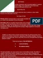 Batteries Presentation1