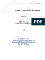 Internet Lease Agreement KRD