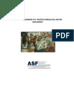 26.Política Pública Del Sector Azucarero