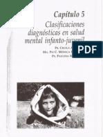 Capítulo 5 Clasificaciones Diagnósticas en Salud Mental Infanto-Juvenil