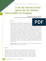 Interacciones Farmacologicas Hierbas Medicinales