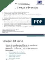 Acueductos y Cloacas Parte 1