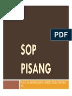 SOP Pisang
