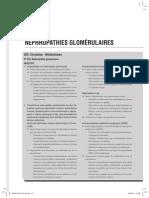Nephropathies glomerulaires