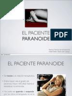 Paciente Paranoide