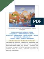 Modelacion ambiental